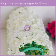 k8236-7 Artificial lawn with flower for garden decoration wholesale