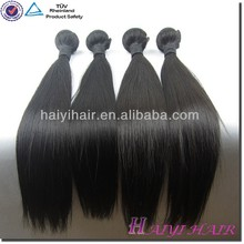 Direct Factory Wholesale Indian Remy Gray Hair Extension