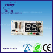 Display LED electronic air conditioner OEM/ODM PCB assembly