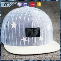 Factory supply good quality basketball snapback hat wholesale price