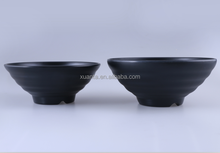 Newer design round lines noodle bowls can do customization