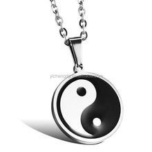 High quality yin yang pendant jewelry pendants yin and yang