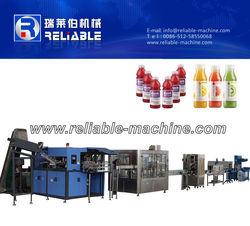 Whole Automatic PET Bottle Tea Production Line