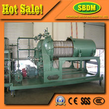Automatic Slagging Vertical Leaf Filtering Machine For All Kind Of Oil