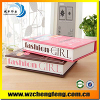 special design paper box for packaging book shape