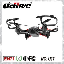 UDI U27 2.4Ghz 4 Channel 6 AXIS inverted flight UFO 3D flying inverted drone