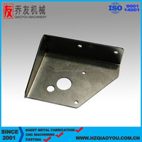 China high precision Sheet Metal parts for packing equipment