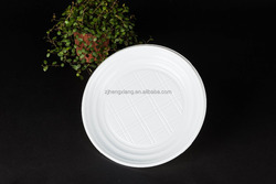 8 inches christmas salad plates