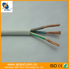 cable eléctrico y el cable