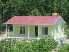 hot sale prefabricated house prices