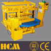 QMY4-30 mobile biomass brick making machine