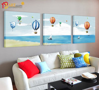 Cartoon Modern Home Goods Wall Art Canvas Painting Without Frame