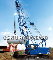 HOT RECOMMEND China Crawler Crane SLL55CC