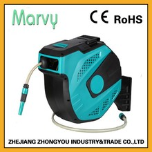 20m high quality auto retractable garden hose reel garden tools wholesale