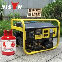 BISON(CHINA) 1kw 2kw 3kw 4kw 5kw Biomass Electric Power Generator