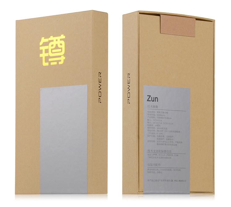 중국 새로운 제품 패션 모바일 휴대용 전원 은행 10000 미리암페르하우어