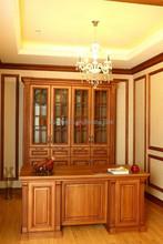mdf antique study room cabinet