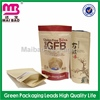 all kinds of paper tea packaging bags