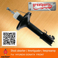 High quality front amortiguador for HYUNDAI SONATA 5465033901