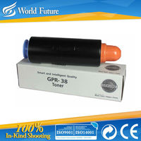 Compatible for canon IR6275I toner cartridge NPG54/GPR38/C-EXV36 Factory Price