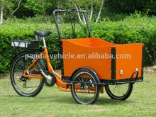 electric cheap reverse trike for sale/cargo bike factory/denish tricycle China