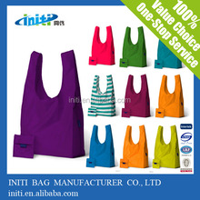 2015 Wholesale Nylon Foldable Shopping Bag For Shopping