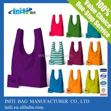 2015 Wholesale Nylon Foldable Shopping Bag For Shopping