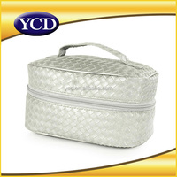 New Design Large PU Leather Travel Cosmetic Bag With Great Price
