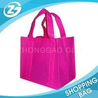 Cheap Reusable Foldable Shopping Non Woven Bag Wholesale