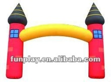 2012 Spire inflatable arch tent