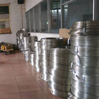 coiled stainless steel sprial pipe welded pipe for heat exchanger OEM ANSI ASME ASTM JIN DIN