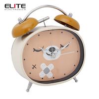 wall mounted anime funny manual fancy childrens alarm clocks