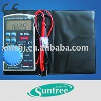 Mini-Thin Multimeter (DT-10A)