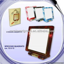 Square 2-Color table Cosmetic Mirror