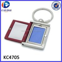 Customized Digital Photo Frame Metal Key Chain