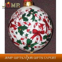 Good quality Chrismas glass ball,best inside painting Christmas ball