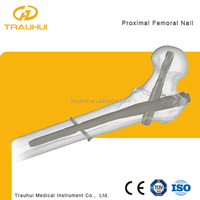 Proximal Femoral Interlocking Nail Gama nail Orthopedic Medical Implant Intramedullary Nail for femur tibia humeral fracture