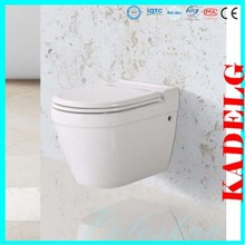 Western style online shop hot selling dual flush WC toilet