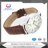 2013 pop trendy latest wrist watches with leather strap for girls