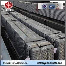 prime mild carbon a36 steel flat iron/steel flat bar/ flat steel bar