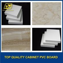 marble plastic products foam sheet pvc laminated sheet
