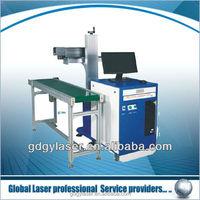 auto parts/hardware/stainless steel tableware fiber laser marking machine