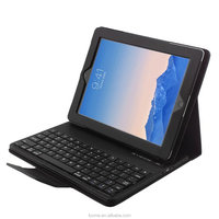 """Magnetic Detachable Wireless Bluetooth Keyboard Folio PU Leather Case Cover For Apple iPad Pro 12.9"""" 2015"""
