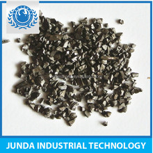 Derusting and blasting abrasive bearing steel grit g25