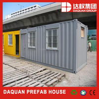 China low cost Container Hotel/prefab motel/office container house price cheap for sale
