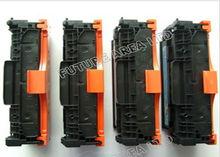 Cartuchos de tinta reciclados del color del laser Q3960A compatible Q3961A