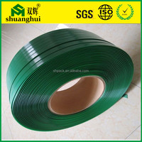 Made in china pet material high strength polyester strapping hand band