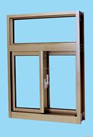 Aluminum window suppliers China, aluminum mosquito net window, aluminum double windows