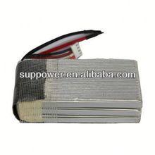 Polymer lithium-ion battery lipo 3S 11.1V 3000mAh rechargeable battery canon camera battery 11.1v 3000mah