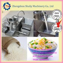Di riso di qualità superiore lavatrice/riso macchina di pulizia/riso rondella